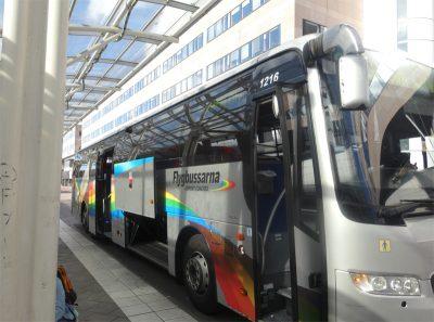 ストックホルム空港バス