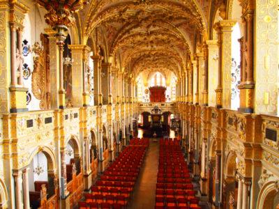 フレデリクスボー城の内装