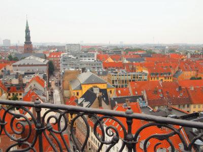 コペンハーゲンのラウンドタワー