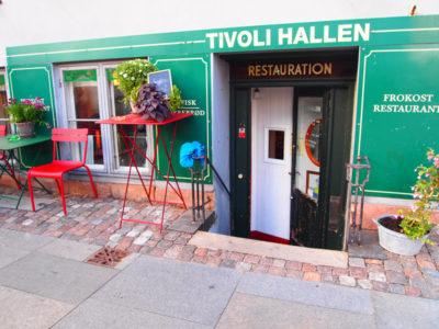 デンマークのスモーブローレストラン・チボリハウン