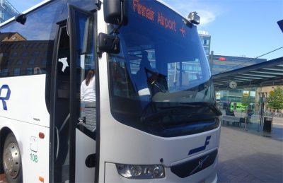 フィンエアー・シティ・バス