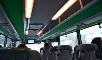 ヘルシンキのシティバス