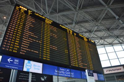 ヘルシンキヴァンター空港