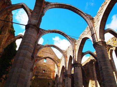 ヴィスビーの廃墟教会、サンタ・カーリン教会