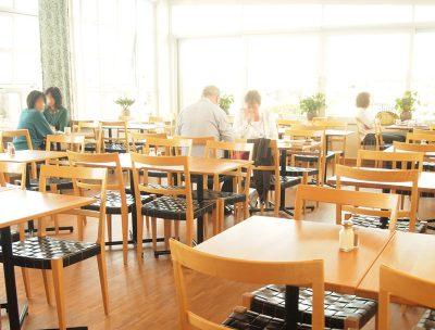 テグネルルンデンホテルのレストラン