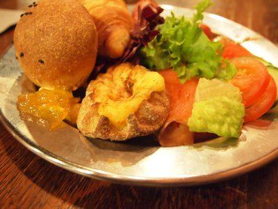 ホテル・カタヤノッカの朝食