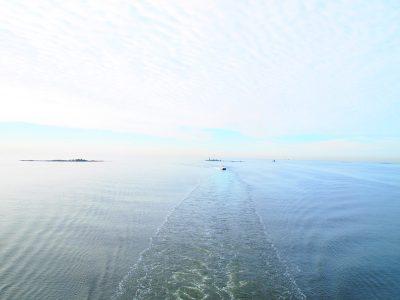バルト海の朝