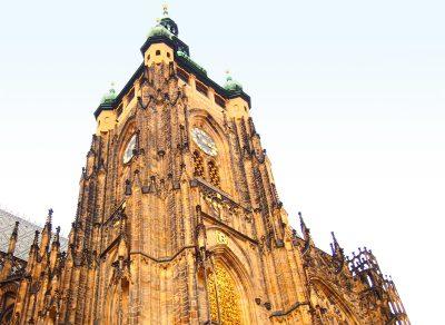 聖ヴィート教会の南塔