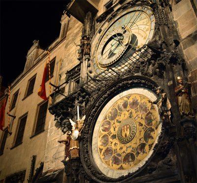 旧市庁舎の時計