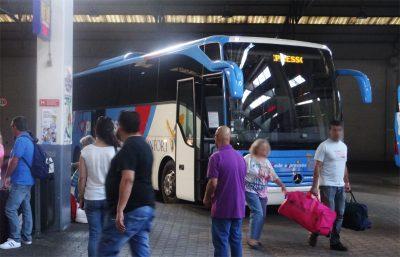 セッテ・リオスバスターミナル