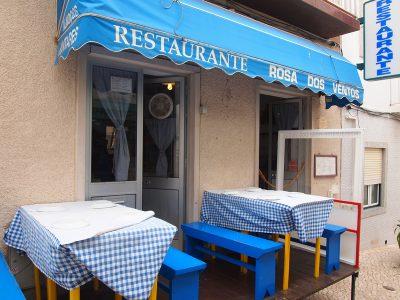 ナザレのレストラン