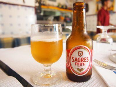 ポルトガルビールSAGRES
