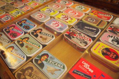 ポルトガルの缶詰