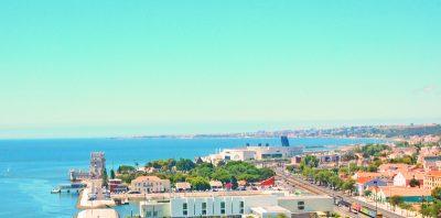 リスボンからの大西洋