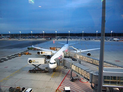 ミュンヘン空港ルフトハンザ
