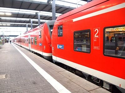 ドイツ鉄道DB2等車