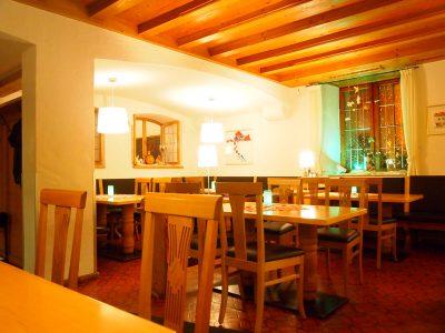 フュッセンのレストラン