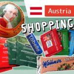 オーストリアのお土産探しに!日曜も営業ザルツブルク駅内スーパー