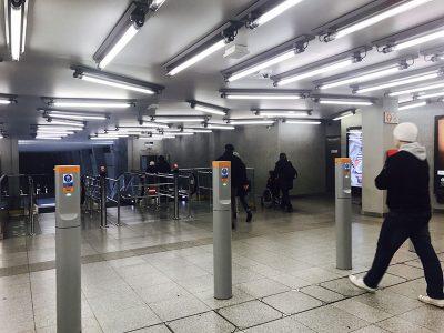 ブダペスト地下鉄