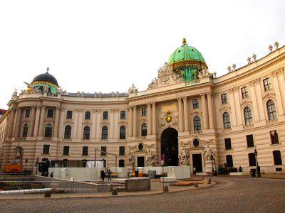 オーストリアの王宮