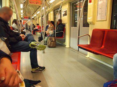 ブダペストの地下鉄4号線