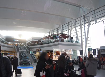 ブダペスト空港