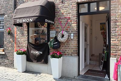 DUMONブルージュの店舗