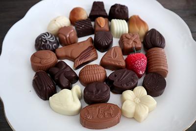 DUMONのチョコレート詰め合わせ
