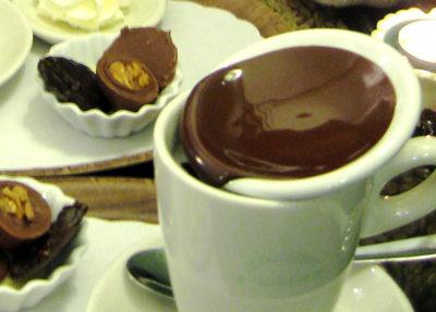 プロブリーのベルギーホットチョコレート