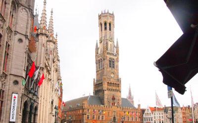 マルクト広場と鐘楼