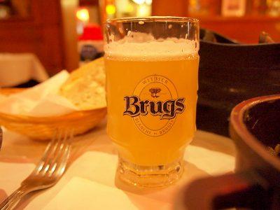 ホワイトビールBrugs