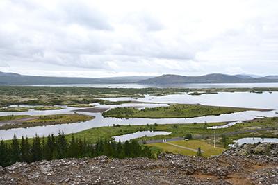 アイスランドの世界遺産・シンクヴェトリル国立公園