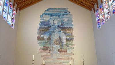 スカルホルトの教会壁画