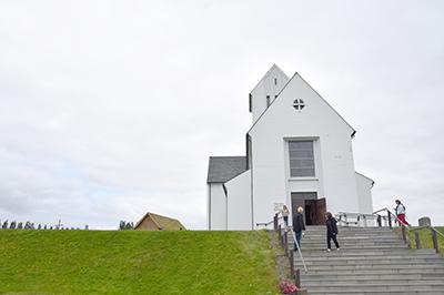 スカルホルトの教会