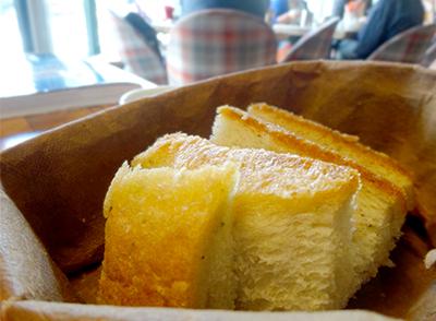 オスタブージンのパン