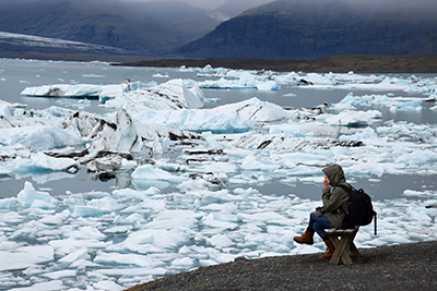 ヨークルサウルロン氷河湖