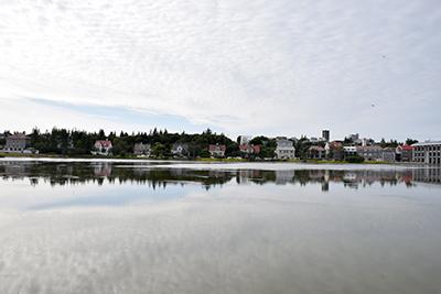 レイキャビクチョルトニン湖