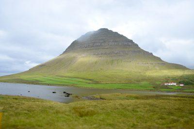 スナイフェルスネス半島の山