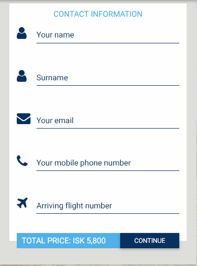 Gray Line社Airport Expressの予約方法