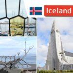 カラフルでコンパクト♪アイスランドの首都レイキャビクを観光