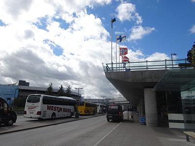 ストックホルムアーランダ空港
