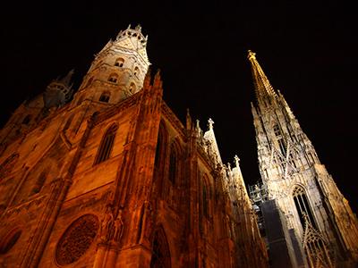 ウィーンシュテファン大聖堂