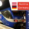 ミュンヘン~ザルツブルク列車移動はバイエルンチケットがお得☆