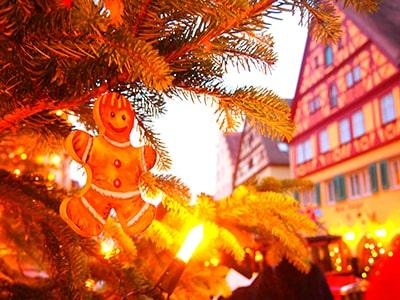 ローテンブルクのクリスマス