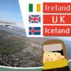 アイルランド・イギリス・アイスランド旅行の記事まとめ