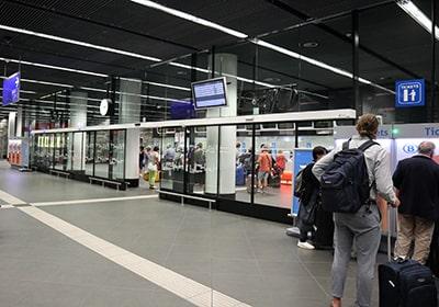ブリュッセル国際空港駅