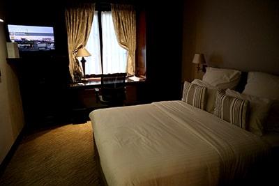 ウォーウィック ブリュッセルWarwick Brusselsホテル客室