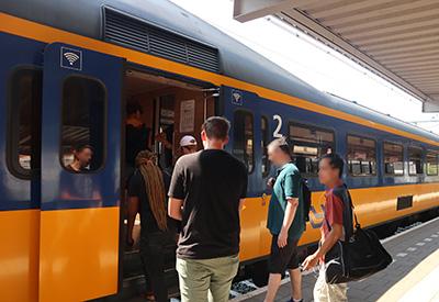 オランダ国鉄IC列車