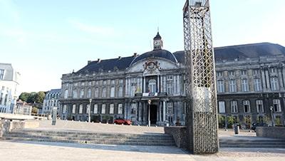 リエージュのプランス・エベック宮殿