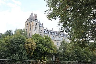 デュルビュイのウルセル伯城